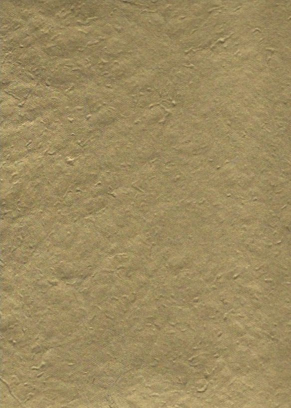 "Nepal Lokta Metallic Gold, 20"" x 30"""