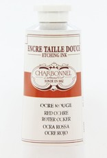 France Charbonnel, Etching Ink, Red Ochre, Series 1, 60ml, Tube