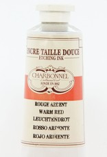 France Charbonnel, Etching Ink, Warm Red, Series 5, 60ml, Tube