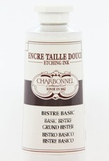 France Charbonnel, Etching Ink, Bistre, Series 2, 60ml, Tube