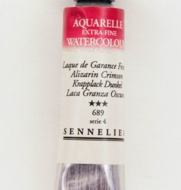 France Sennelier, Aquarelle Watercolor Paint, Alizarin Crimson, 689,10ml Tube, Series 3