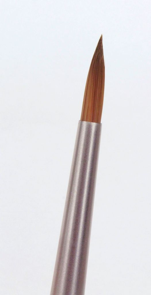 France Raphael, Mini Precision Round, Size 1, Watercolor Brush