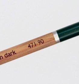 Cretacolor, Fine Art Pastel Pencil,<br />Green Earth Dark