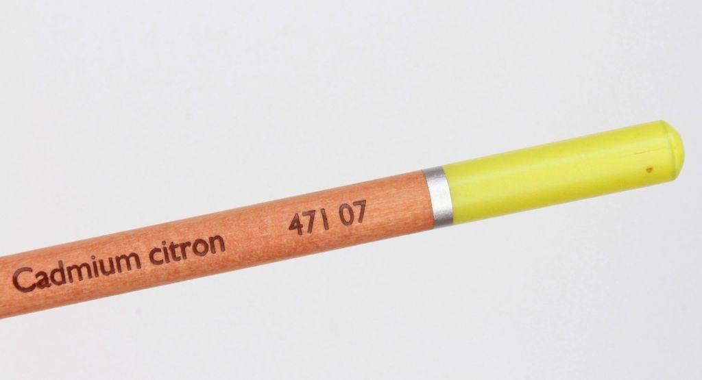 Cretacolor, Fine Art Pastel Pencil,<br />Cadmium Citron Yellow