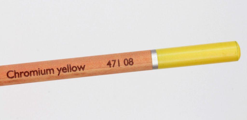 Cretacolor, Fine Art Pastel Pencil,<br />Chromium Yellow