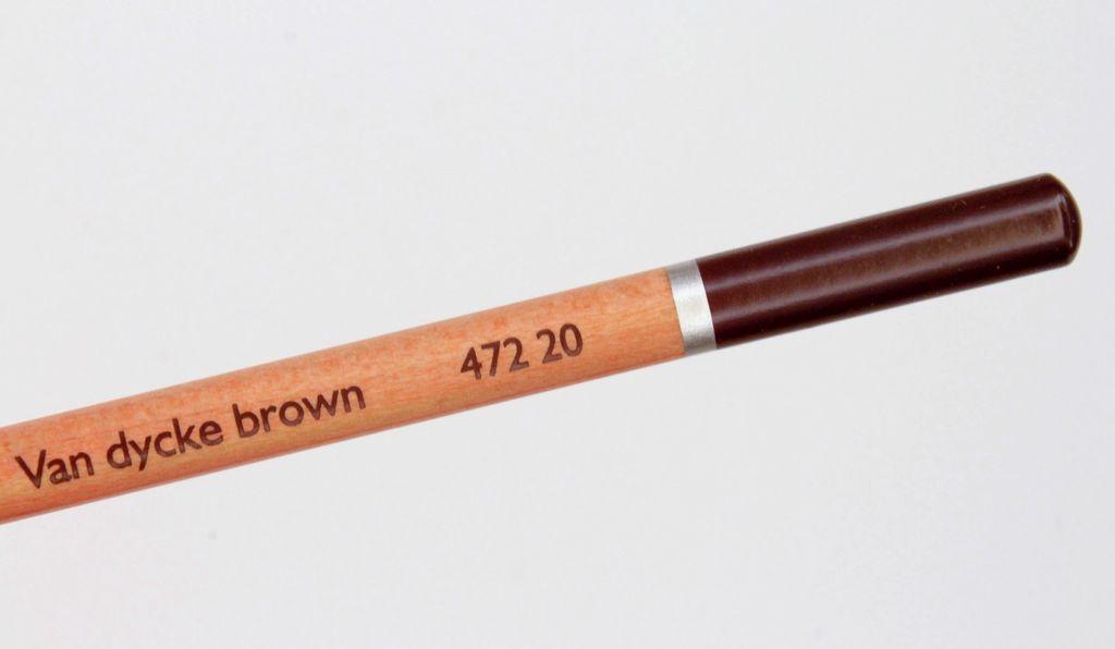 Cretacolor, Fine Art Pastel Pencil,<br />Van Dyke Brown