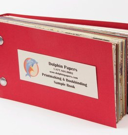 Dolphin Printmaking & Bookbinding, Sample Book