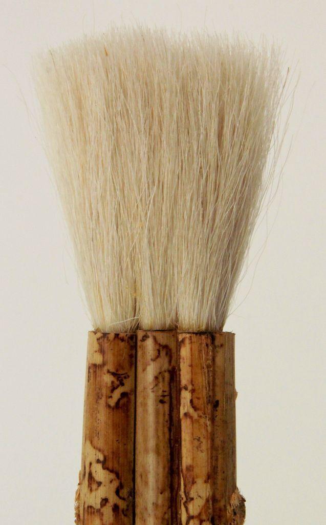 """China Hake Brush 1"""", Economy Wash Brush, Chinese"""