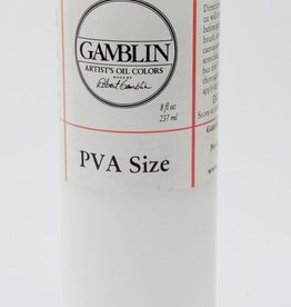 Domestic Gamblin, PVA Size, 8 FL OZ