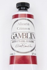 Domestic Gamblin Oil Paint, Alizarin Crimson, Series 3, Tube 37ml<br /> List Price: 17.95