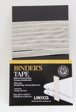 "Domestic Binder's Tape, Sturdy, Acid Free, Archival Quality, 60"" x 0.375"""