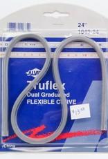 "Truflex, Dual Graduated Flexible Curve, Alvin Brand, 24"""