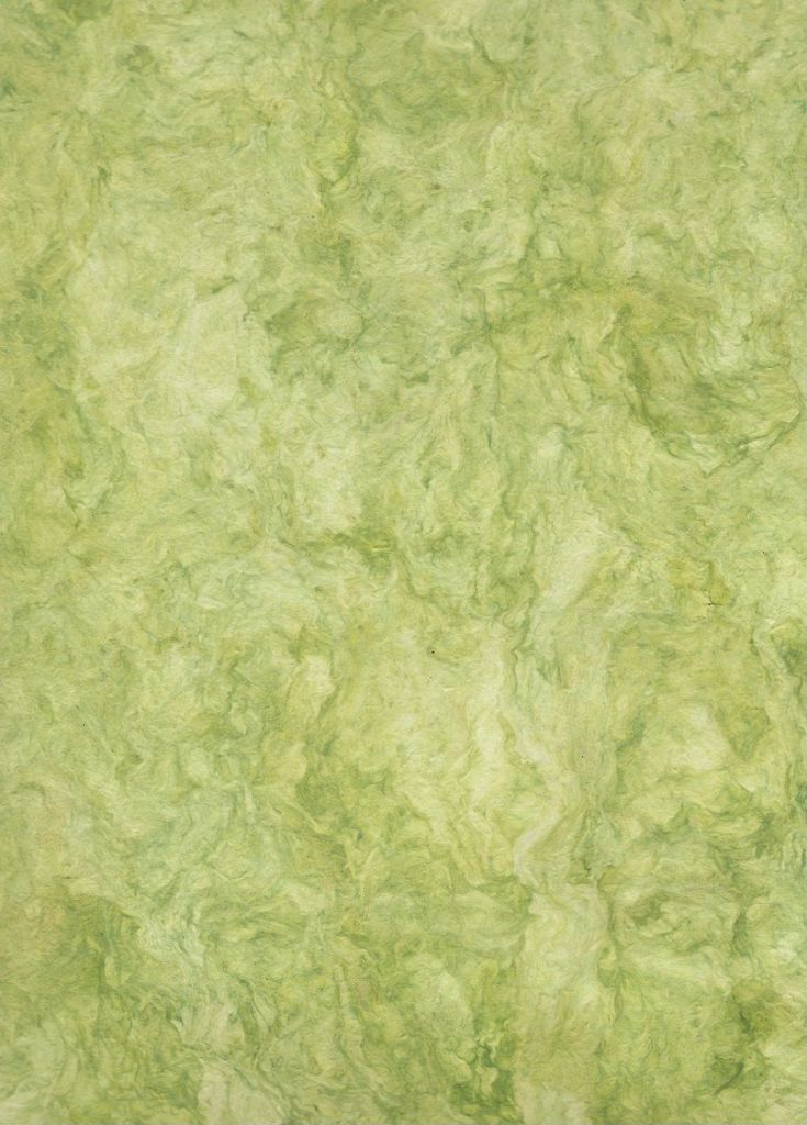 "Mexico Amate Paper Yellow Green, 15"" x 23"""