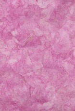 "Mexico Amate Paper Pink (Dark Rose), 15"" x 23"""