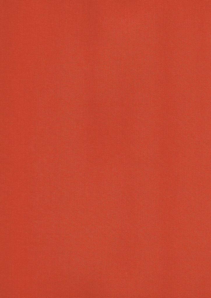 "Japan Book Cloth Orange 17"" x 19"", 1 Sheet, Acid-Free, 100% Rayon, Paper Backed"