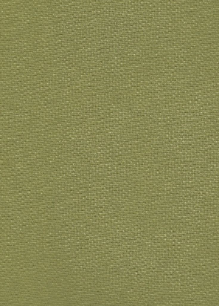 """France Bookcloth Moss, 17"""" x 19"""", 1 Sheet, Acid-Free, 100% Rayon, Paper Backed"""