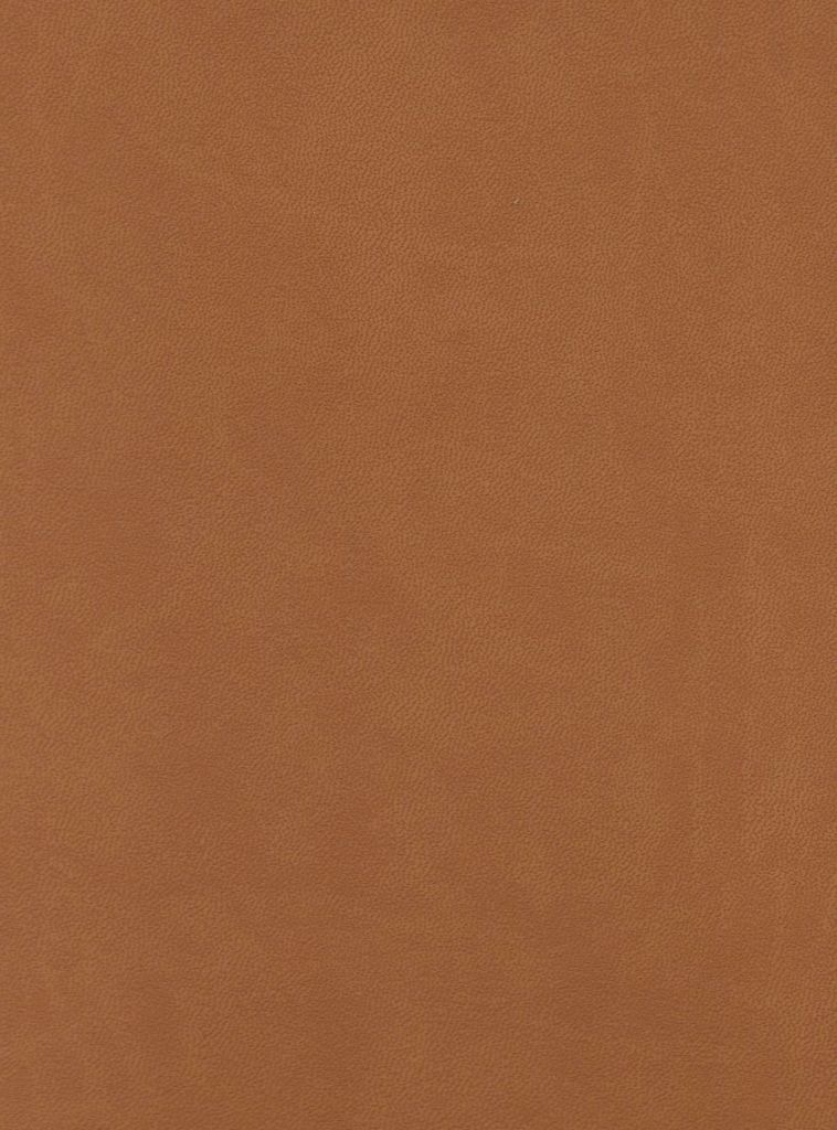 """Domestic Book Cover, Tan Faux Leather, 18"""" x 19"""", 1 Sheet Bookcloth"""