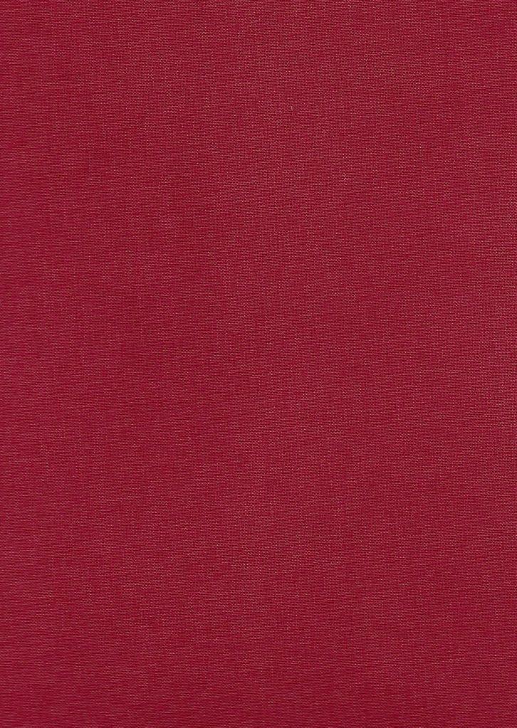 "France Book Cloth Burgundy, 17"" x 19"", 1 Sheet, Acid-Free, 100% Rayon, Paper Backed"