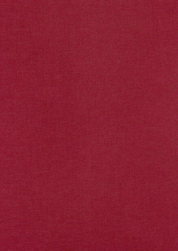 "Japan Book Cloth Burgundy, 17"" x 19"", 1 Sheet, Acid-Free, 100% Rayon, Paper Backed"