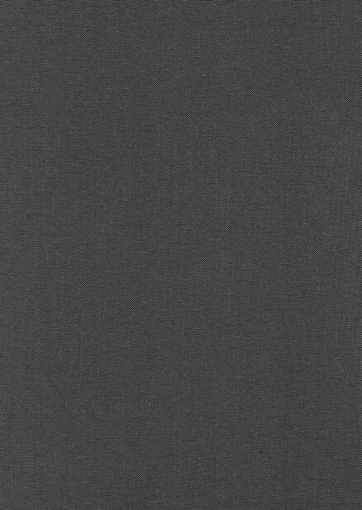 "France Book Cloth Dark Gray, 17"" x 19"", 1 Sheet, Acid-Free, 100% Rayon, Paper Backed"