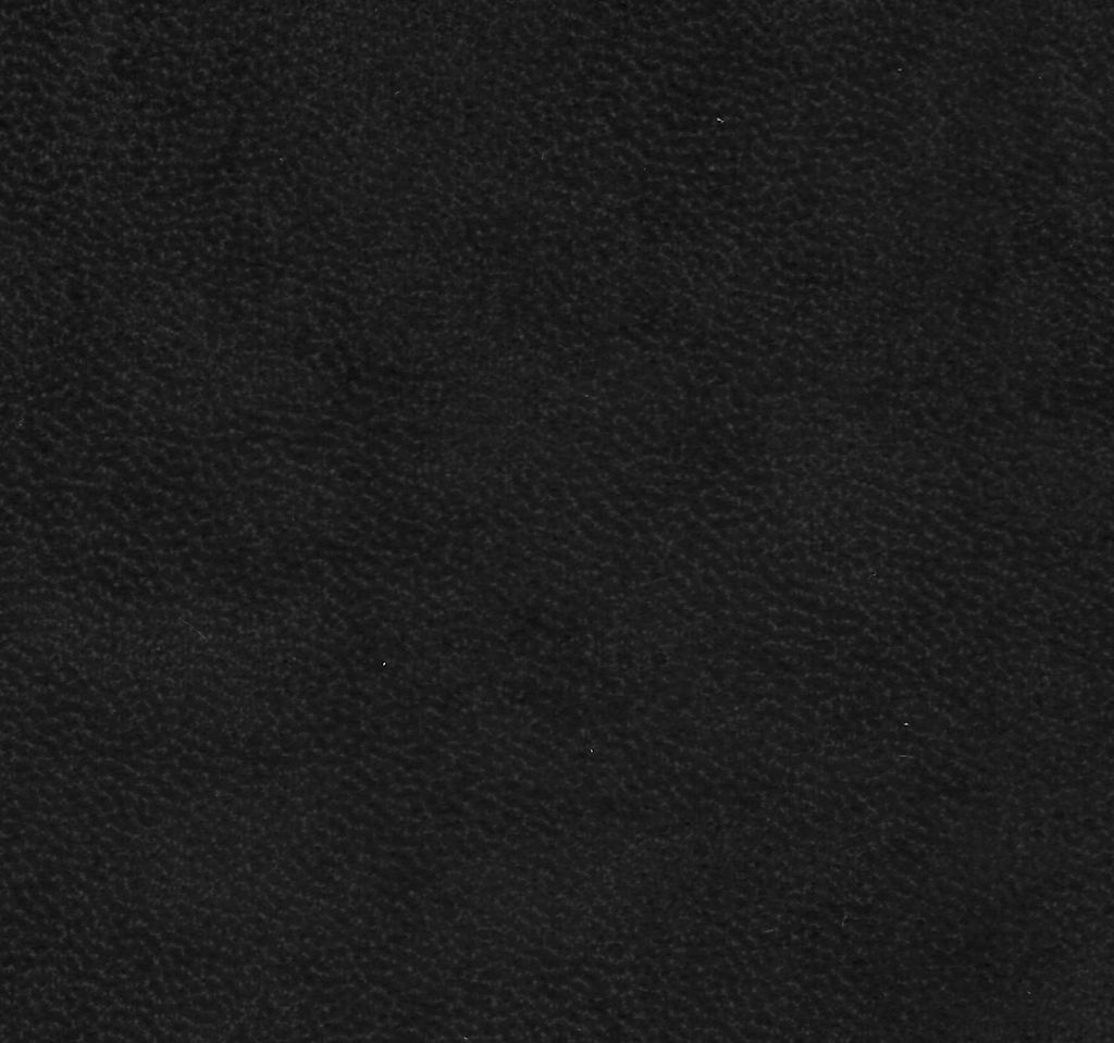 "Domestic Book Cover, Black Faux Leather, 18"" x 19"", 1 Sheet Bookcloth"