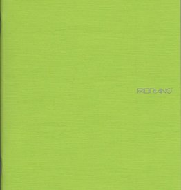 "EcoQua Blank Notebook, Lime, 8.25""x11.5"", 40 Sheets"