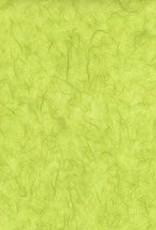 """Thailand Thai Unryu, Lime Green, 25"""" x 37"""""""