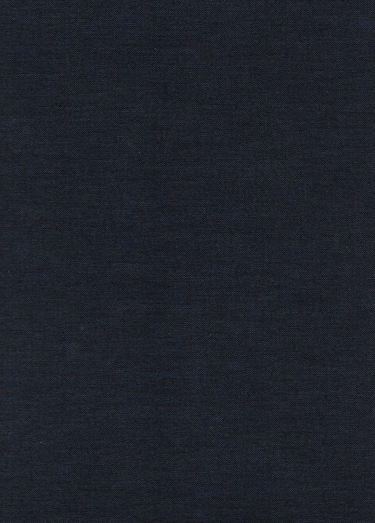 "Japan Book Cloth Navy, 17"" x 38"", 3 Sheets, Acid-Free, 100% Rayon, Paper Backed"