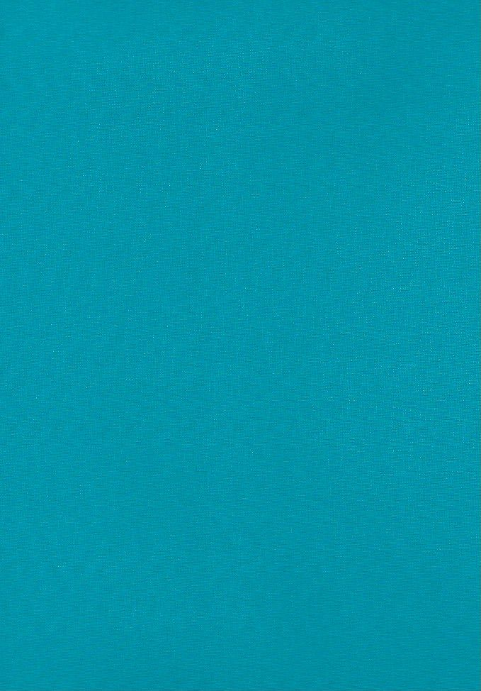 "Japan Book Cloth Turquoise, 17"" x 38"", 3 Sheets, Acid-Free, 100% Rayon, Paper Backed"