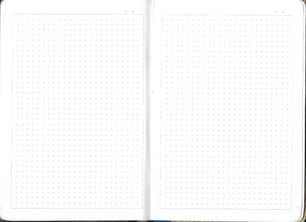 "India Marbled Cover, Journal with Grid, Dot Grid, and Blank Pages, Two Envelopes, 192 white pages, 6"" x 8"", 80gsm, Elactic Strap"