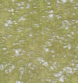 """Mexico Amate Lace Yellow Green, 15"""" x 23"""""""