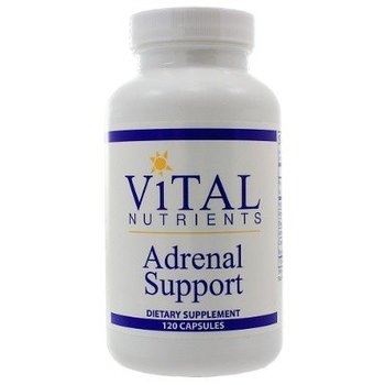 Vital Nutrients Adrenal Support 120 ct
