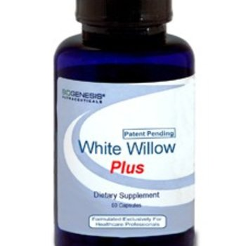 NutraBiogenesis White Willow Plus (PainX)