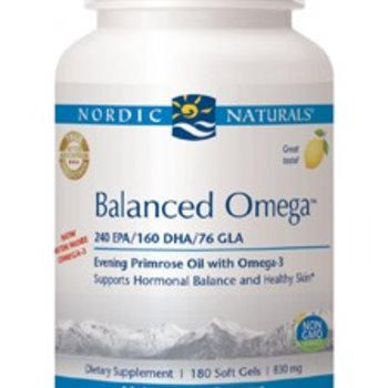 Nordic Naturals Balanced Omega Evening Prim. Oi