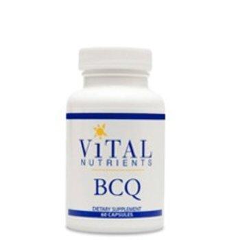 Vital Nutrients BCQ 60 caps