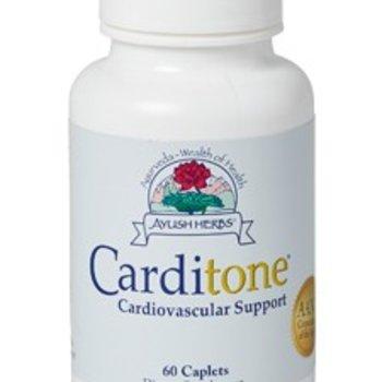 Ayush Herbs Carditone 60ct