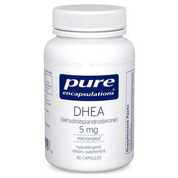 Pure Encapsulations DHEA 5mg Micronized Pure Encaps.