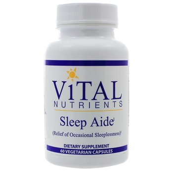 Vital Nutrients Sleep Aide