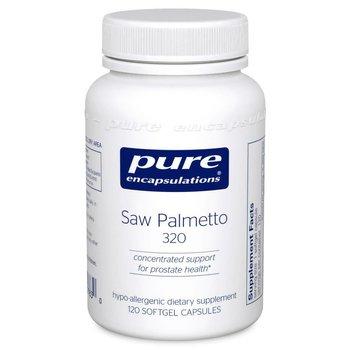 Pure Encapsulations Saw Palmetto 320