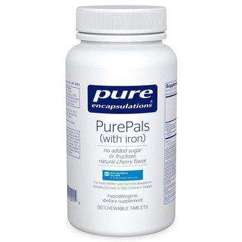 Pure Encapsulations PurePals w/iron 90ct