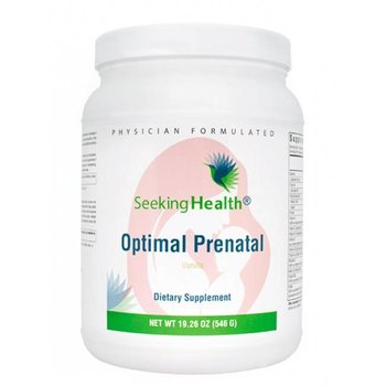 Seeking Health Optimal Prenatal Powder Vanilla