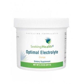 Seeking Health Optimal Electrolyte Orange