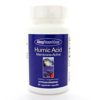 Allergy Research Group Humic Acid 750mg 60ct