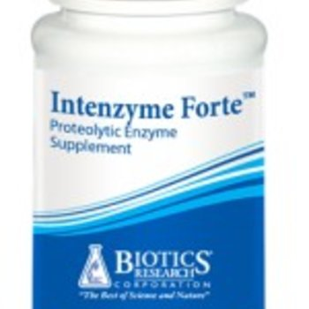 Biotics Research NW Intenzyme Forte 50T