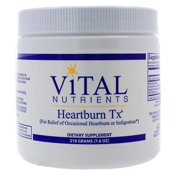 Vital Nutrients Heartburn Tx