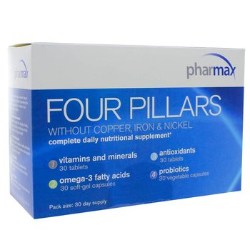 Pharmax Four Pillars w/o Cu