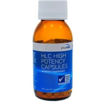 Pharmax HLC High Potency Capsules 60ct