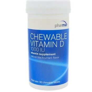 Pharmax Chewable Vitamin D