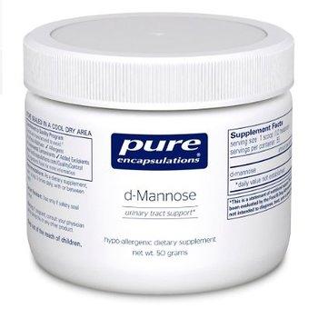 Pure Encapsulations d-mannose powder