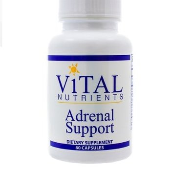 Vital Nutrients Adrenal Support 60ct